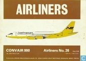 Airliners No.26 (Northeast CV-990)