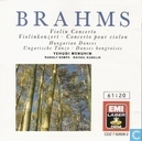 Brahms - Violin Concerto & Hungarian Dances
