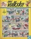 Strips - Ons Volkske (tijdschrift) - 1958 nummer  34