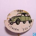 1964 Citroën 2CV AZ [verte]