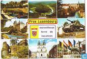 Prov. Luxembourg - merveilleuse terre de vacances