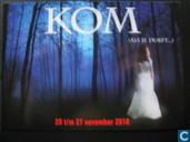 Thrillerfestival Zoetermeer; KOM