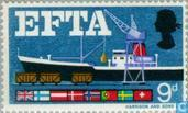 Postage Stamps - Great Britain [GBR] - EFTA