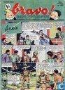 Bandes dessinées - Bravo (tijdschrift) - Nummer  47
