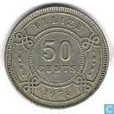 Belize 50 Cent 1976
