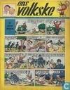 Bandes dessinées - Ons Volkske (tijdschrift) - 1958 nummer  42
