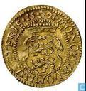 West-Friesland ducat 1591