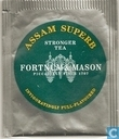 Theezakjes en theelabels - Fortnum & Mason - Assam Superb
