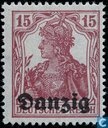 Germania, with print