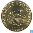 Albania 20 leke 1996