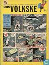 Bandes dessinées - Ons Volkske (tijdschrift) - 1965 nummer  1