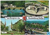 Un Bonjour du Luxembourg Belge