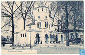 Exposition Internationale de Liège 1905 - Pavillon de la Serbie