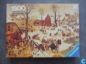 Winterscene Brueghel