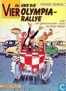 Die Vier und die Olympia-Rallye