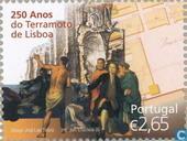 Aardbeving  Lissabon