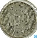 Japan 100 Yen 1959 (Jahr 34)