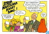 Stripmaatschapkaart 2005..!