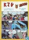 Strips - Kleine Zondagsvriend (tijdschrift) - 1956 nummer  7