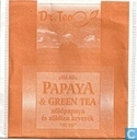 Papaya & Green Tea