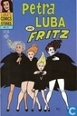 Comic Books - Luba - Petra, Luba and Fritz