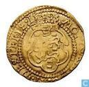 West-Friesland ducat 1595