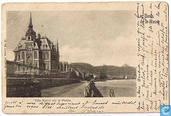 Villa Majeri sur la Plante - Les Bords de la Meuse