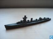 Cruiser `HMS Delhi`