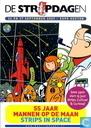 De Stripdagen - 55 jaar mannen op de maan - Strips in space