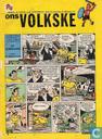 Comic Books - Ons Volkske (tijdschrift) - 1971 nummer  38