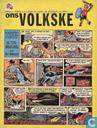 Bandes dessinées - Ons Volkske (tijdschrift) - 1965 nummer  2