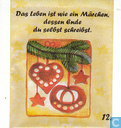 12. Lutzi's Weihnachtskraft-Tee nach Hildegard ( staat op achterkant )