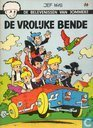 Comic Books - Jeremy and Frankie - De vrolijke bende