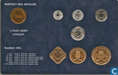 Netherlands Antilles year set 1990