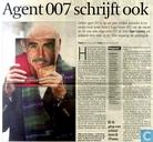 20080828 Agent 007 schrijft ook