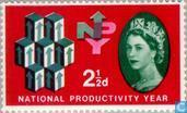Postage Stamps - Great Britain [GBR] - Productivity Year