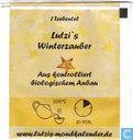 Theezakjes en theelabels - Lutzi - 17. Lutzi's Winterzauber ( staat op achterkant )