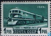 Chemins de fer modernes