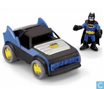 Imaginext DC Superfriends Batmobile