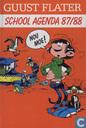Guust Flater schoolagenda 87/88
