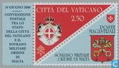 Accord postal avec Malte