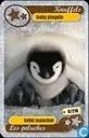 silver star : baby pinguïn