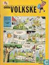 Bandes dessinées - Ons Volkske (tijdschrift) - 1972 nummer  35