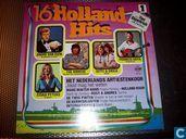 16 Holland hits