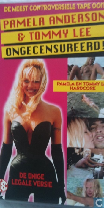Pamela anderson tommy lee vidio