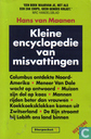 Kleine encyclopedie van misvattingen