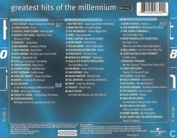 Various - Millenium Jazz Volume One