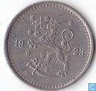 Finland 50 penniä 1923