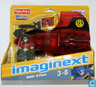 Imaginext DC Superfriends Robin & Plane