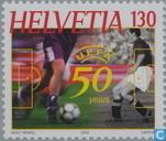 50 years UEFA